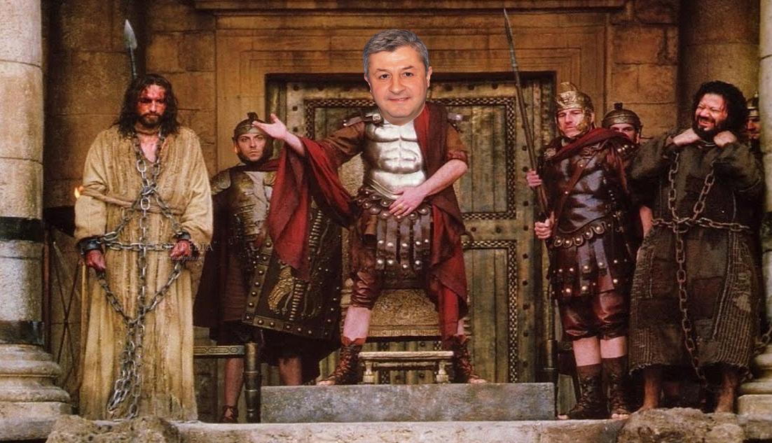 Barabas s-a înscris în PSD, ca să fie sigur că scapă!