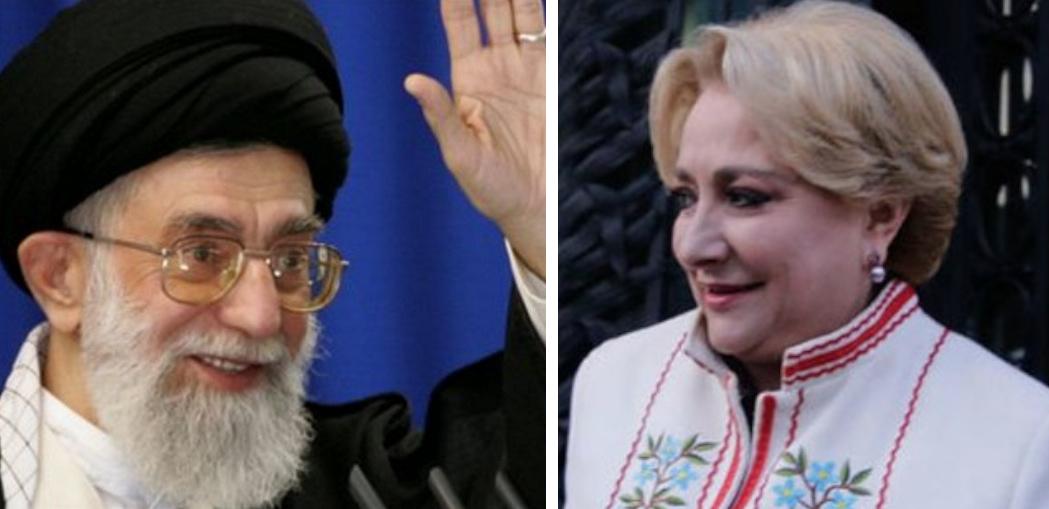 Alertă: Iranul a revendicat limba română vorbită de Viorica Dăncilă!