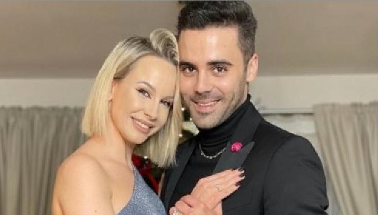Sandra Izbașa se mărită cu nepotul actor al lui ŞtefanBănică Jr! Unchiul este rugat să nu dea sfaturi mirelui…