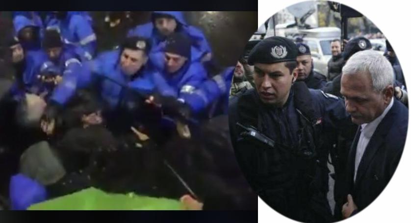 Să mai dăm PSD-ului o șansă: șansa să ne bată jandarmul infractorului Dragnea!