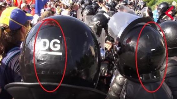 """Jandarmii se apără: """"Ne-am pus bandă pe căști ca să nu ni se vadă neuronul!"""""""