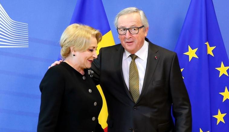 """Juncker: """"Acum înţelegeţi de ce beau? Voi vă gândiți că peste câteva zile analfabeta asta preia președinția UE?"""""""