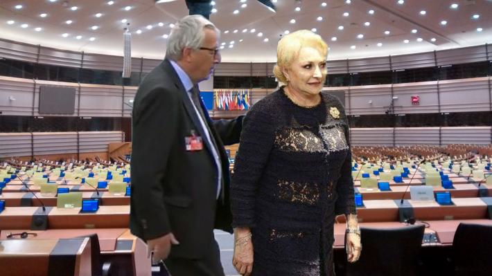 """Viorica aruncă bomba: """"Juncker m-a pipăit pe mileu!"""""""