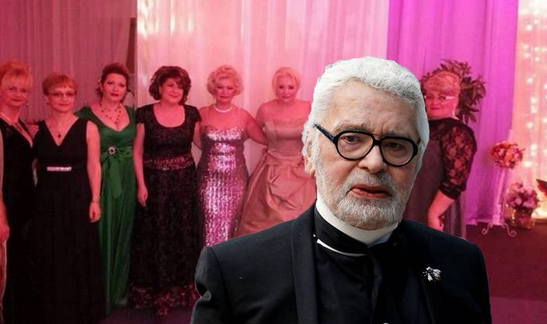 RIP Karl Lagerfeld!