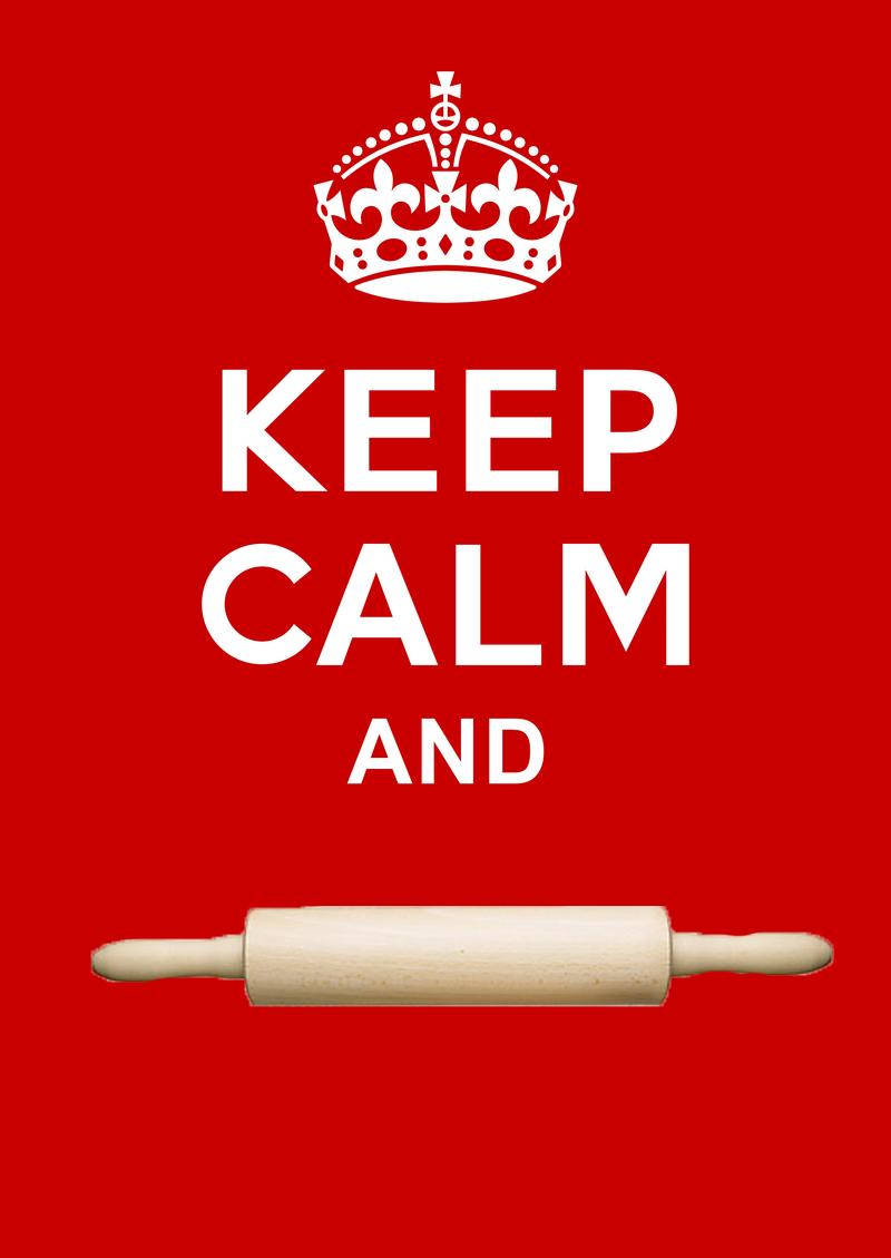 Keep calm, băeț'. Puneți mâna pe făcăleț!