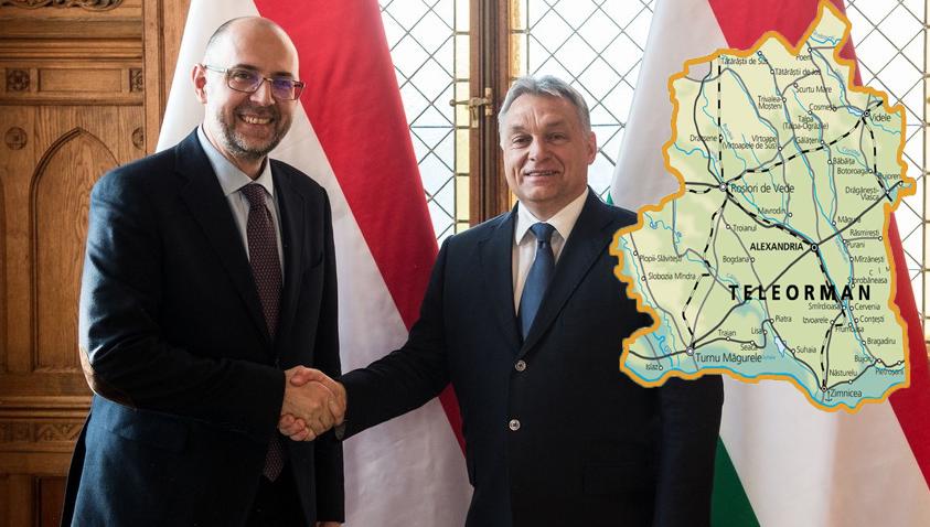 Alo, Ungaria! Lăsați Transilvania și cereți Teleormanul, cămaghiarii migrează acolo pentruprosperitate economică!