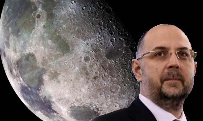 S-a aflat de ce nu sunt copaci pe Lună: Ungurii au fost primii și acolo. Împreună cu austriecii!