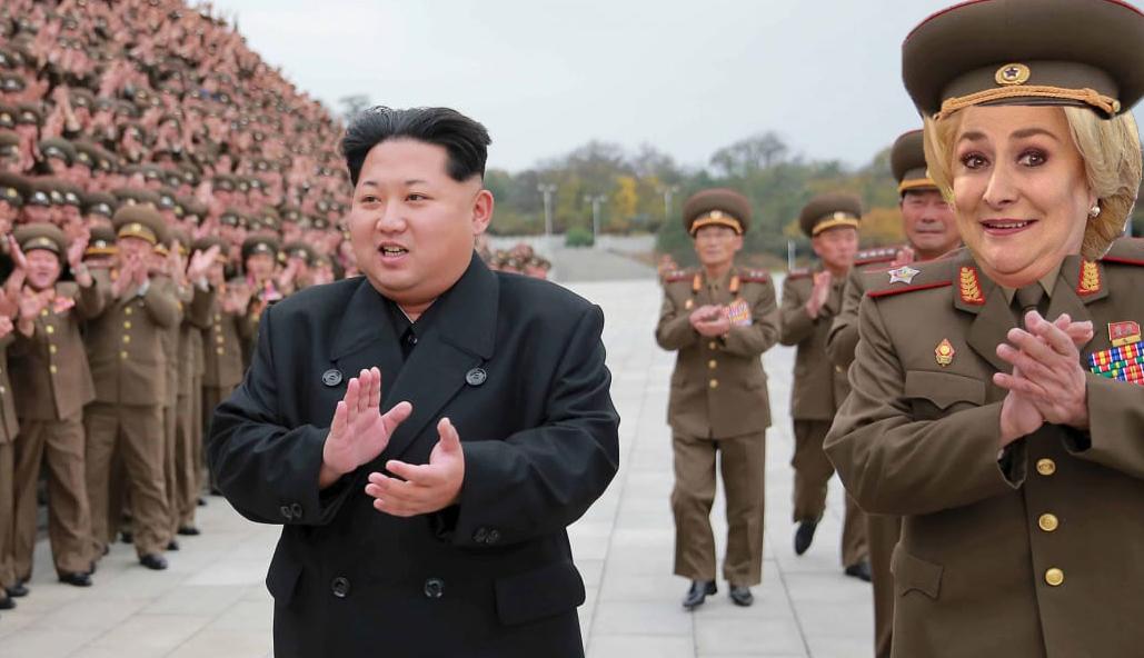 Coreea de Nord a invadat Teleormanul, dar s-a retras după ce nu a găsit nimic de mâncare!