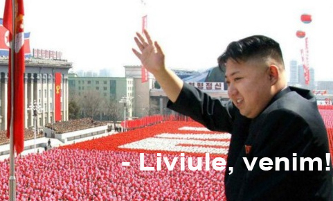 Ajutor extern: Kim Jong Un trimite un milion de oameni la mitingul PSD!