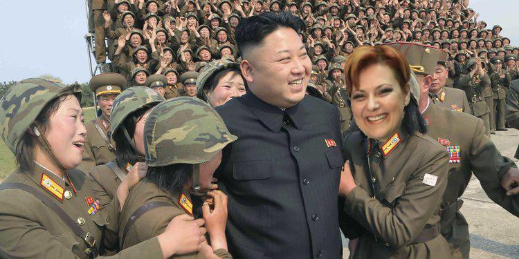 Coreea de Nord a anexat județul Dolj!
