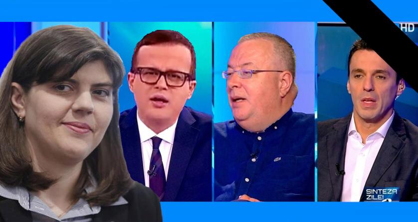 Doliu la Antena3: vedetele canalului și-au coborât limbile în bernă!