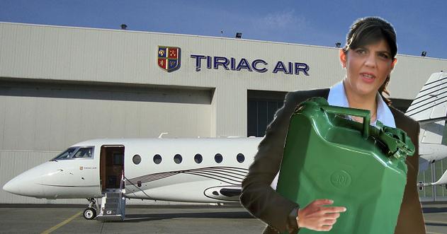 Sebi Ghiță, noi acuzații la adresa Codruței Kovesi: A furat kerosenul de la avion ca să dea foc cu Iohannis la Colectiv!