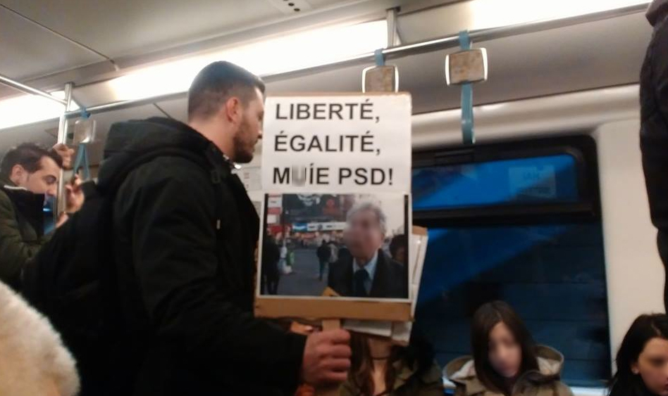 Liberté, Égalité, M… PSD!