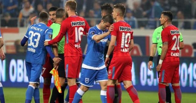 Săle spunăcineva fotbaliștilor că e imposibil să-ți înghiți limba.Mai repede se moare de prostie la Craiova