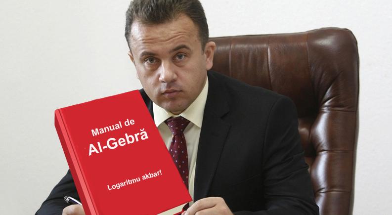 Liviu Pop a declarat Al-Gebra organizație teroristă!