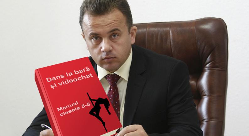 Ministerul Educației va scoate un manual de dans la bară și videochat pentru clasele 5-8!
