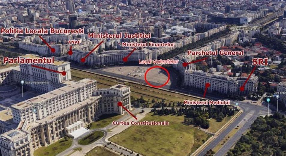 Să te bați pe banii din proxenetism în fața Parchetului General, lângă SRI şi peste drum de Parlament - asta înseamnă să fii mafiot în România!