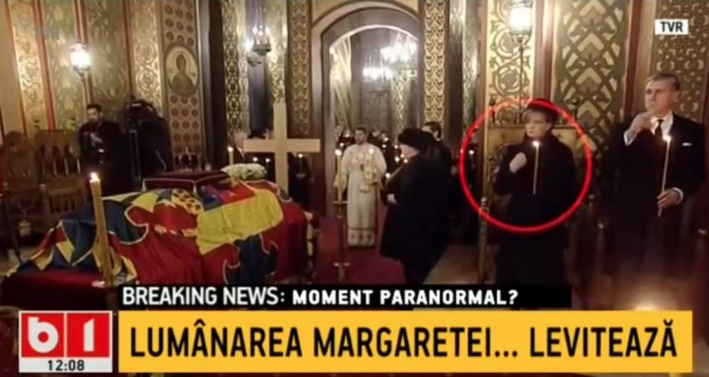 Paranormal: și Tăriceanu levita când stătea pe scaun!