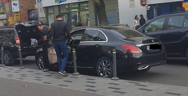 Claudiu Manda, prins conducând cu 125km/h în localitate. Fugea cu banii de Olguța!