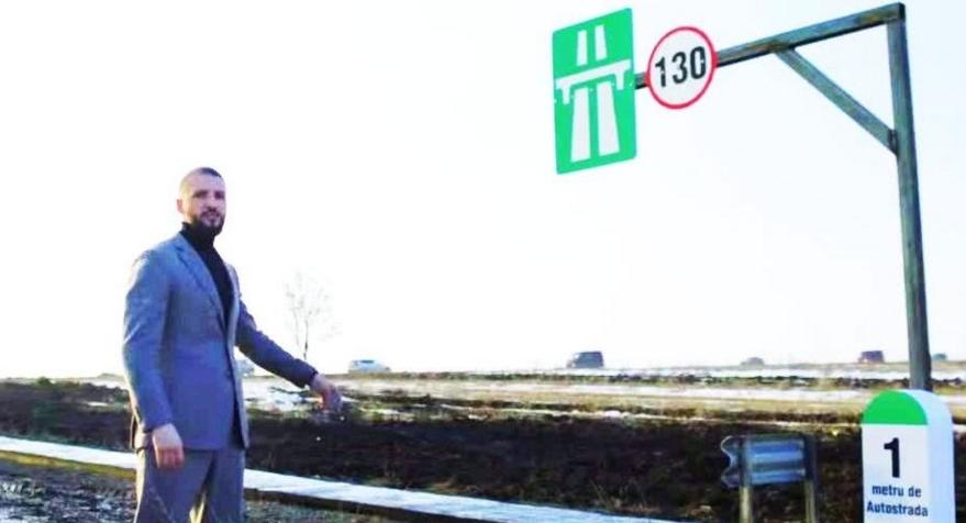Mandachi vrea să zidească un parlamentar în metrul lui de autostradă, ca să fie lucrarea mai rezistentă!