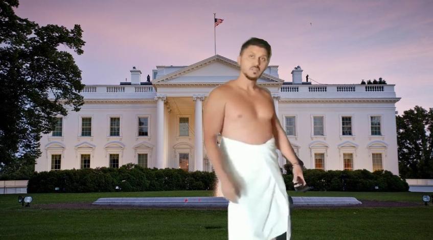 Ciprian Marica îi va ține locul lui Donald Trump la Casa Albă!