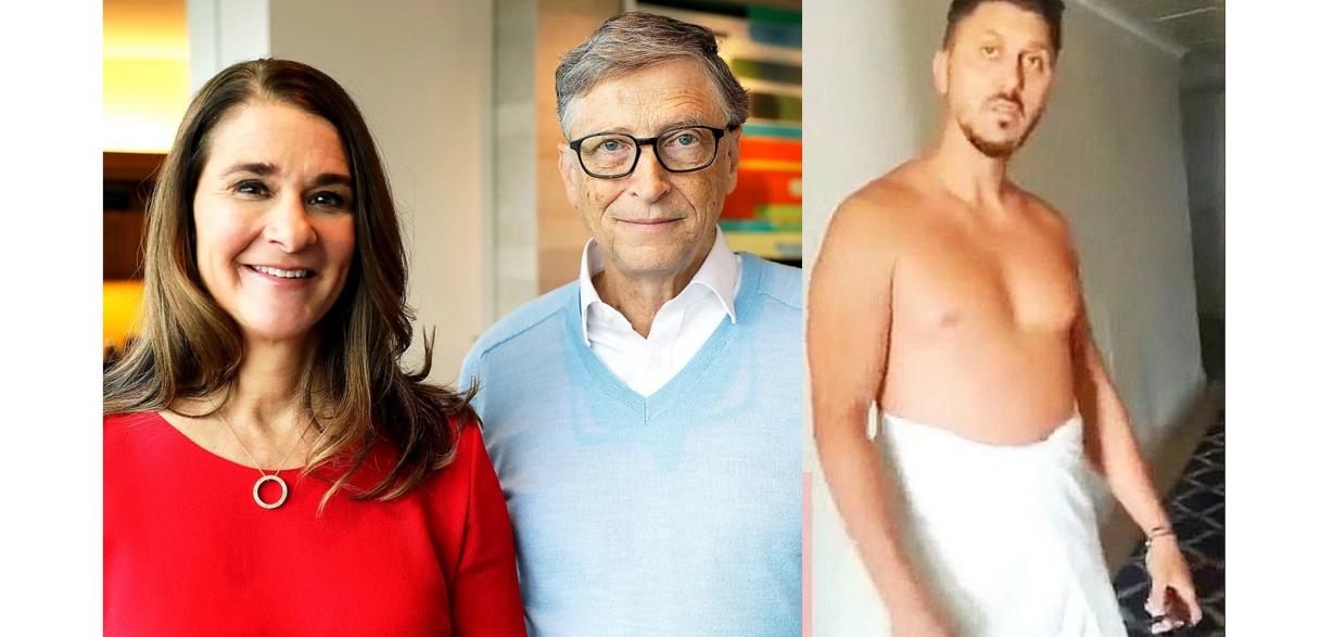Ciprian Marica, reacție-fulger ladivorțul dintre Bill şi Melinda Gates:şi-a scos prosopul la încălzire!