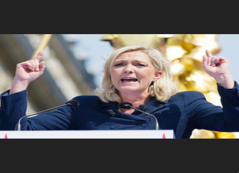 """Marine Le Pen a câștigat alegerile! """"Dedic victoria domnilor Ponta și Geoană!"""""""