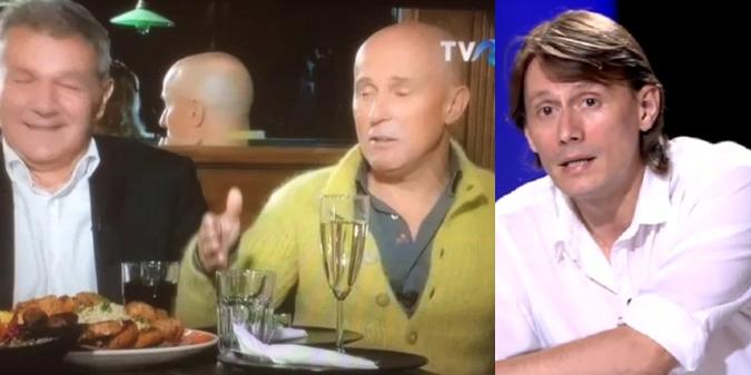 """Marius Manole: """"Producătorii TVR mi-au spus să filmez gratis, cănu sunt bani.Dar pentru mizeria aia de revelion au fost!"""" Mai e şi vina lui, că nu pupă PSD-ul în cur. De acolo vin banii!"""