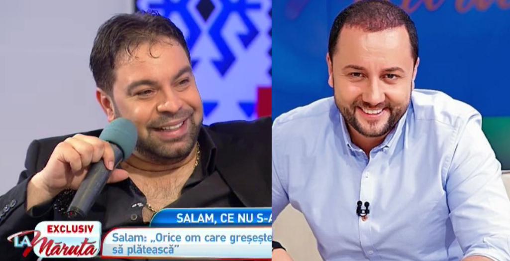 """De Ziua Culturii, emisiunea """"La Maruță"""" e dedicată celui mai mare artist în viață, Florin Salam!"""