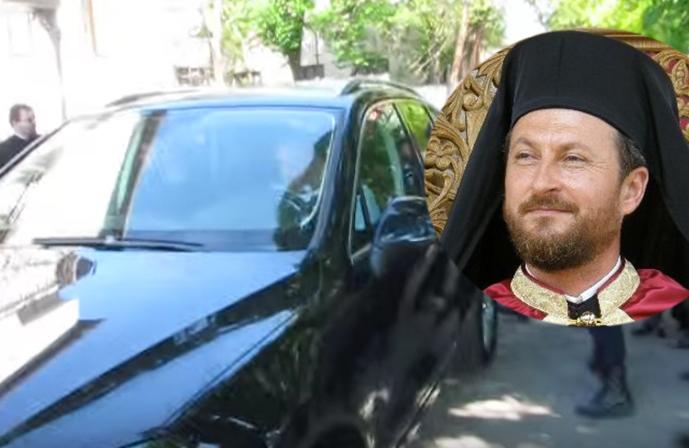Episcopul de Huși are aspirator de bărbați de 80.000 de euro!