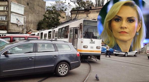 """Firea: """"Vom ridica tramvaiele care deranjează mașinile parcate pe linii"""""""