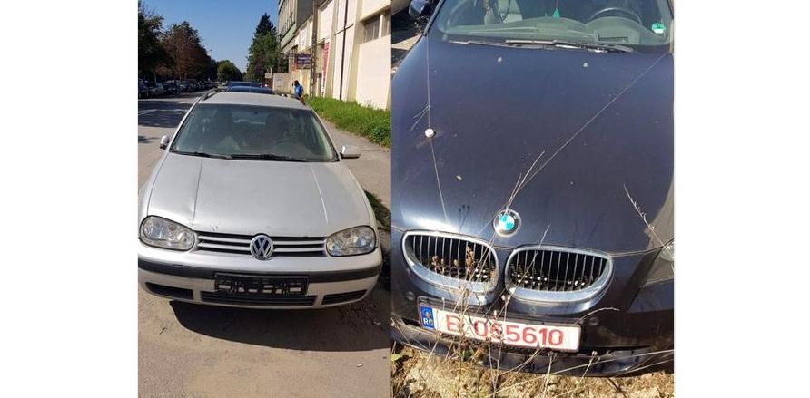ANAF vinde maşinile confiscate: unVW Golf la 160 de euro, luat de laobăbuțăcare îlscotea doar duminica, când vindea leuştean fără bon