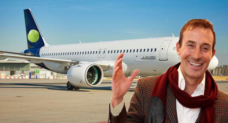 Avionul care îl aducea pe Mazăre a aterizat din greșealăla Belgrad!