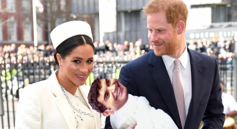 Bucurie în Anglia: Meghan Markle a născut un băiat leit Borcea!