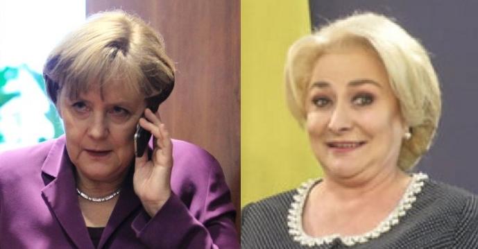 """Veorica: """"M-a sunat Merkelsă vorbim despre gaze și mi-a cerut două butelii până trece iarna!"""""""