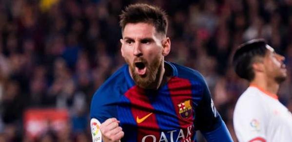 Cum s-a apucat Messi să asculte manele