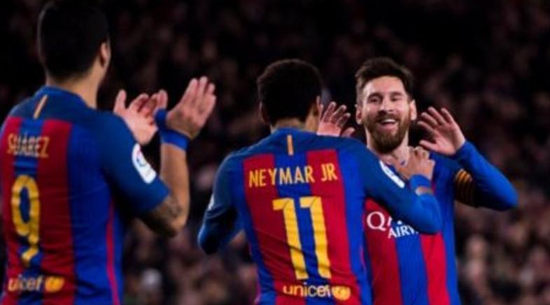 """Messi: """"Dedicăm această frumoasă victorie domnului Liviu Dragnea, vecinul lui Neymar"""""""
