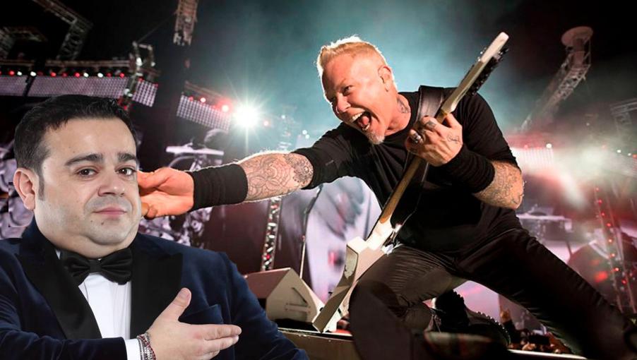 """Metallica va cânta diseară piesa """"Fără număr"""" în loc de """"One""""!"""