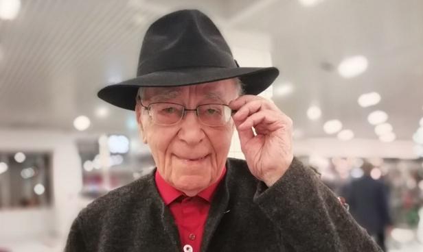 Când ai 102 ani și nu votezi cu PSD-ul! La mulți ani, Mihai Șora!