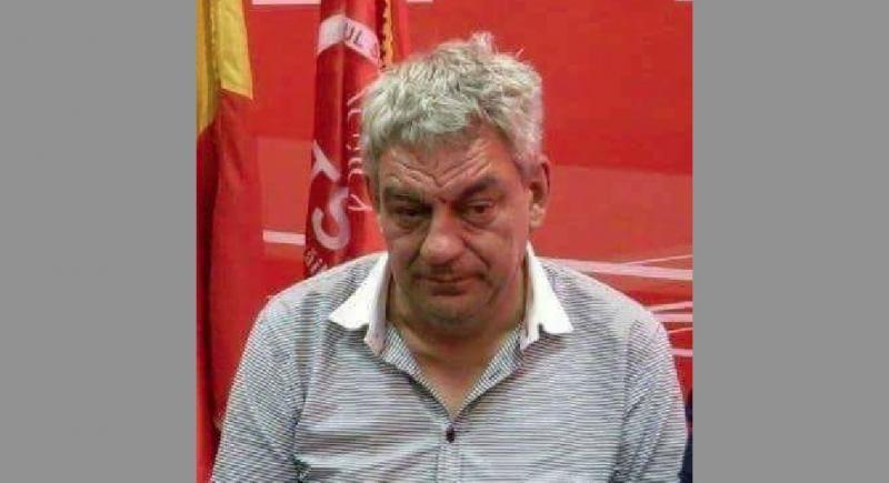 """Mihai Tudose: """"PSD se va apropia de 40% la alegerile de duminică!"""" Ăsta s-a uitat pe eticheta de la Metaxaîn loc să se uite pe sondaje!"""