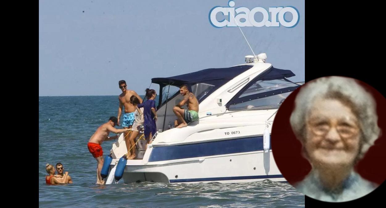 Mihnea Năstase se distrază pe yacht tot pe banii mătușii Tamara, că tac-su n-a fost în stare să fure un leu!
