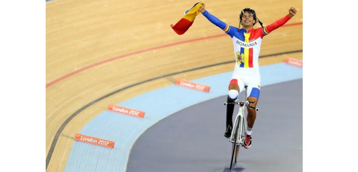 În sfârşit, un ministru al Sportului campion! De 10 ori campion la patinaj viteză, apoi campion la Jocurile Paralimpice ca ciclist.În mod normal, ar trebui să fie premier