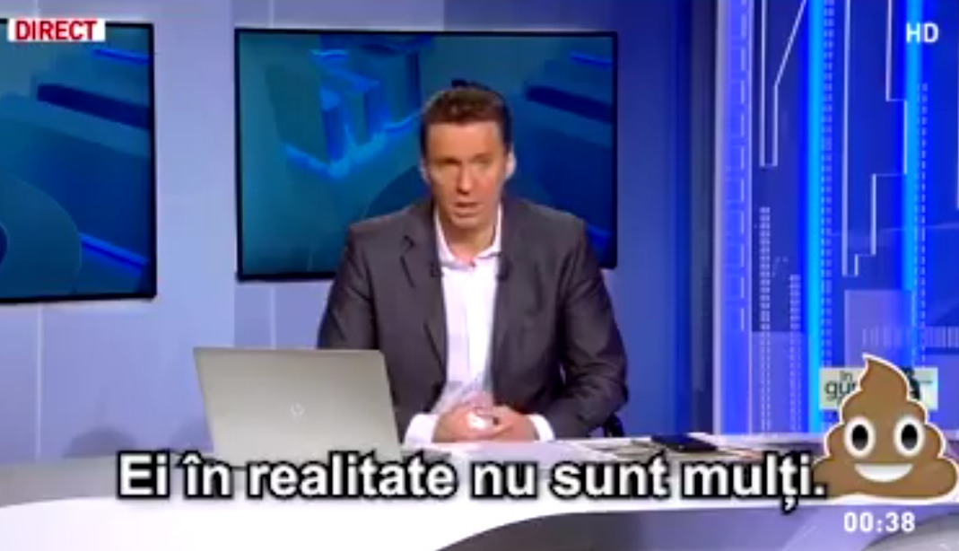 Mircea Badea anunță că până la ora asta au venit 19 milioane la vot! Și continuă să vină!