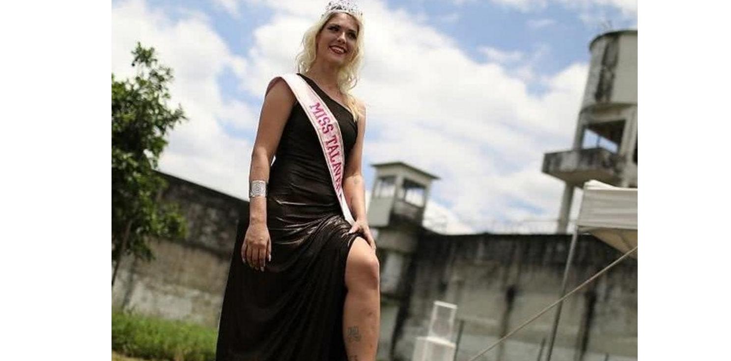 Miss Pușcărie Brazilia. Puteam avea și noi Miss Pușcărie România, dar Dragnea e liber!