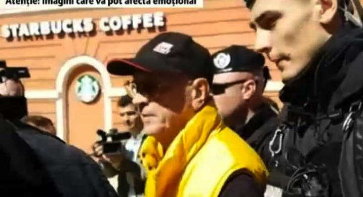 Țara unde te bat PSD-iștii pe stradă și tot pe tine te ia Jandarmeria