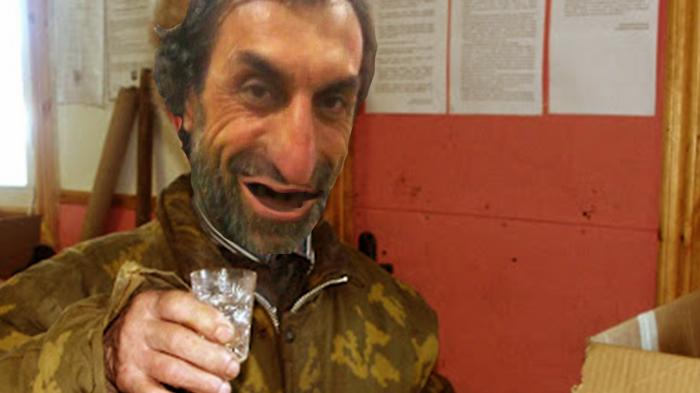 Fantastic! Un vasluian poate să tragă la măsea deși nu mai are niciun dinte în gură!