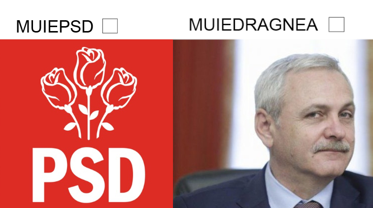 Cum votați la referendumul pentru familie: a) M_IEPSD sau b) M_IEDRAGNEA?