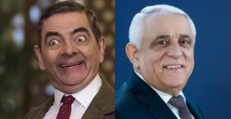 Mr. Bean își schimbă numele în Mr. Daea, că prinde mai bine la public!