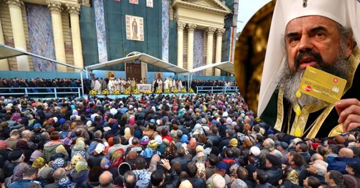 Miracol la moaște: Patriarhului Daniel i-au apărut 100.000 de pensii pe card!