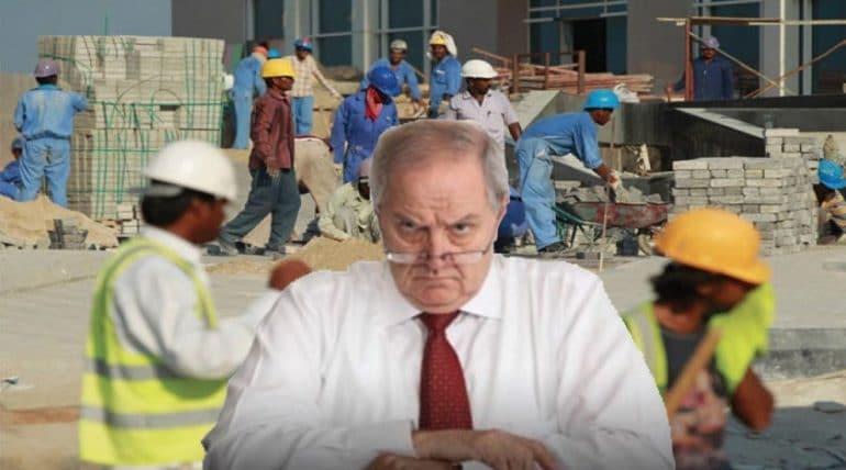 Dacă patronul refuză să-ți mărească salariul, amenință-l că mai așteaptă 100 de patroni la poartă, în căutare de forță de muncă!
